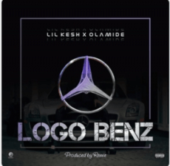 Lil Kesh - Logo Benz (Prod. Rexxie) ft Olamide